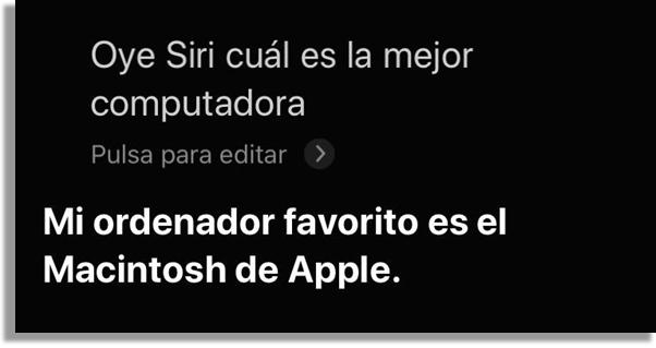 frases graciosas de Siri