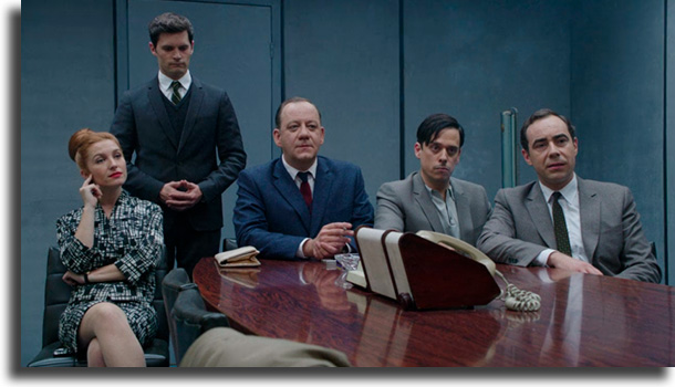 A Very Secret Service melhores seriados de espionagem