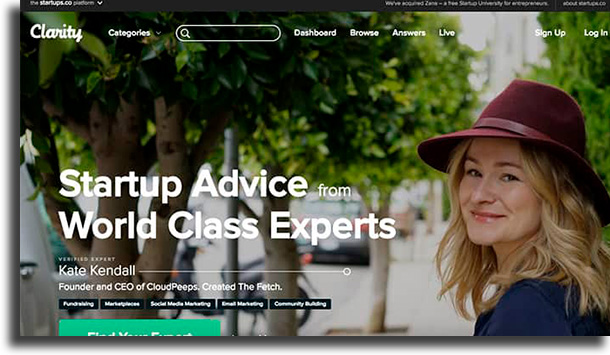 Clarity make money online