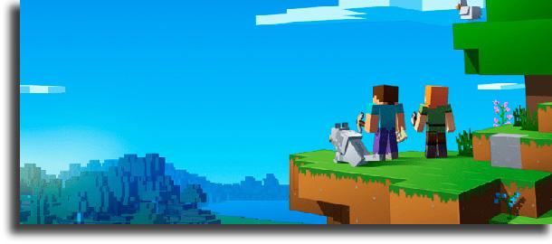 Creative mode Minecraft console commands