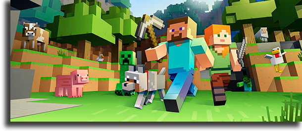 Duplicate items Minecraft console commands