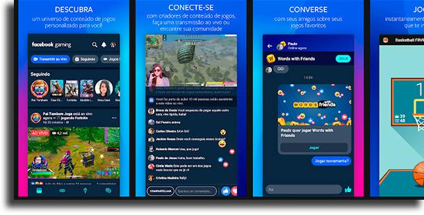 O que é o Facebook Gaming?