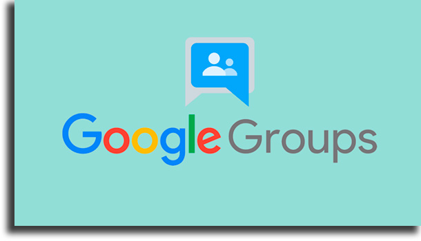 O que é grupos do google criar email de turma