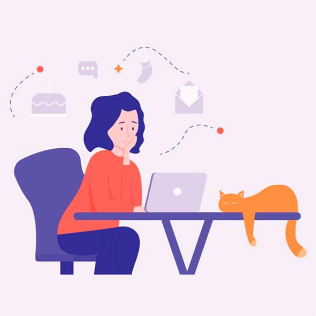 Como conciliar o home office com a vida pessoal?