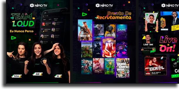 O que é o Nimo.tv? Facebook Gaming ou Nimo