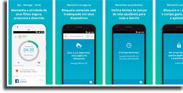 Qustodio apps para os pais saberem mais sobre seus filhos