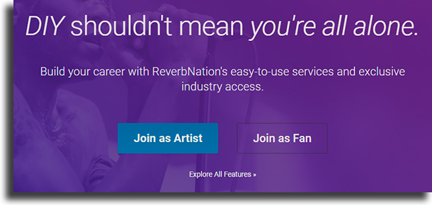 ReverbNation free music download