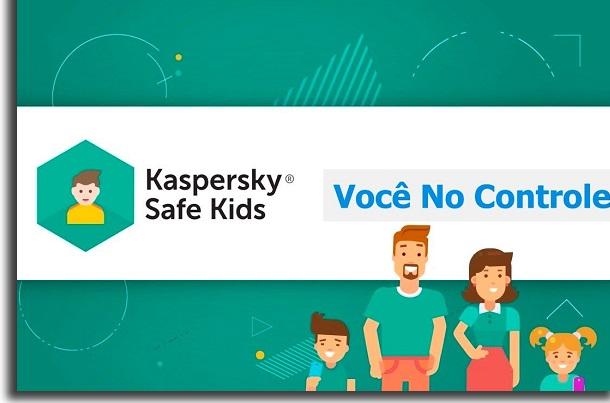 controle dos pais karpersky