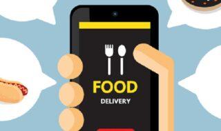 Destaque apps de delivery mais populares