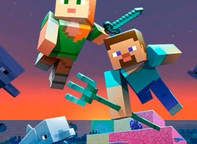Cover Minecraft console commands