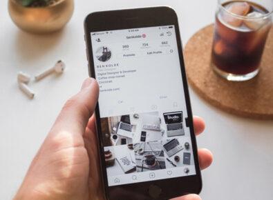 Destaque aplicativos para biografia do Instagram