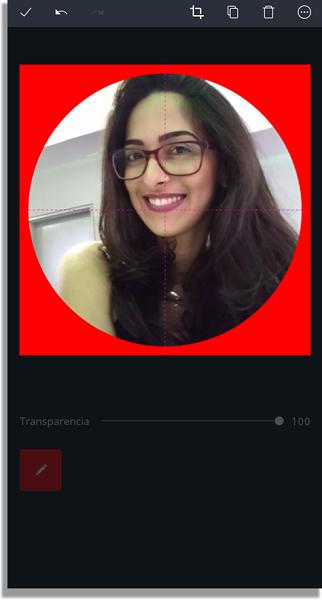 borde de color foto de perfil canva paso 11