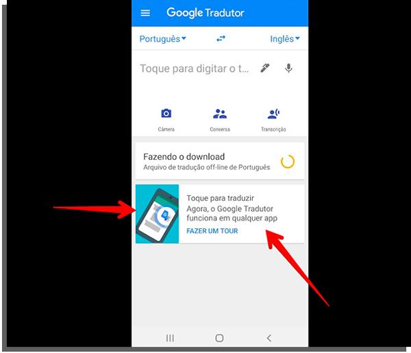 google tradutor traduz conversas no whatsapp? Descubra fazendo o tour!
