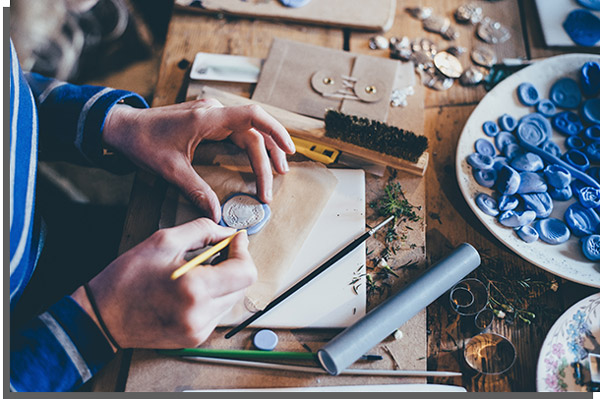 venda artesanato nas redes sociais