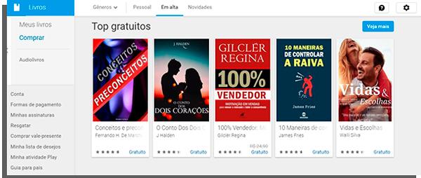o google é um dos melhores sites para baixar livros grátis em pdf