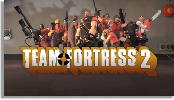 juegos gratuitos para PC team fortress 2