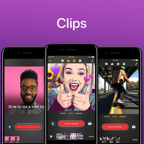 Como usar o Clips para fazer stories no Instagram
