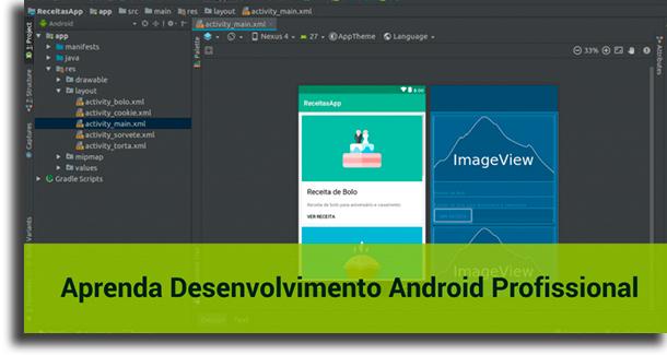 Android Accelerate Como criar um aplicativo