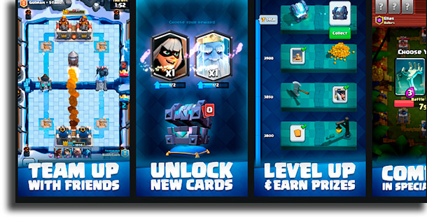 Clash Royale best Android games