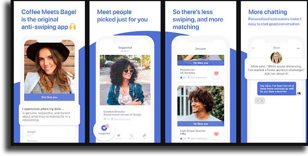CoffeeMeetsBagel best dating apps