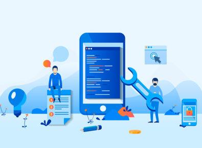 Destaque criar um aplicativo