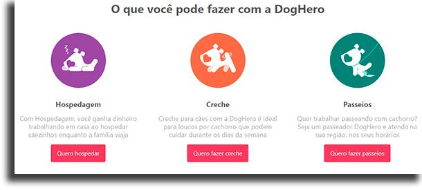 O que é a DogHero? como fazer renda extra na DogHero