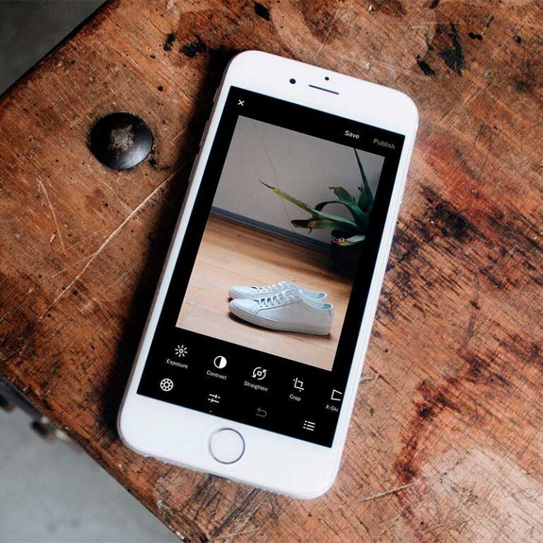 10 Aplicativos de fotos para usar nas redes sociais