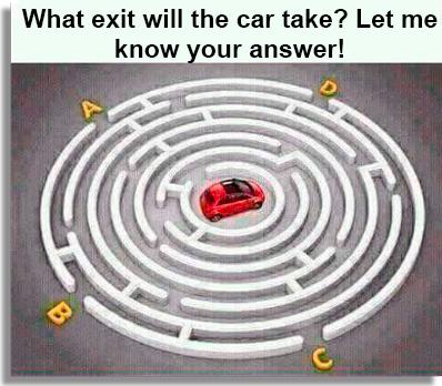Exit the maze best WhatsApp games