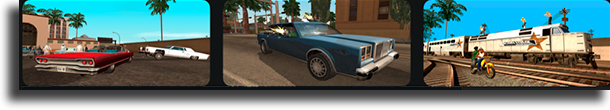 Grand Theft Auto: San Andreas best iPhone games