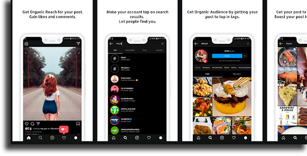 HikeTop apps to get Instagram followers