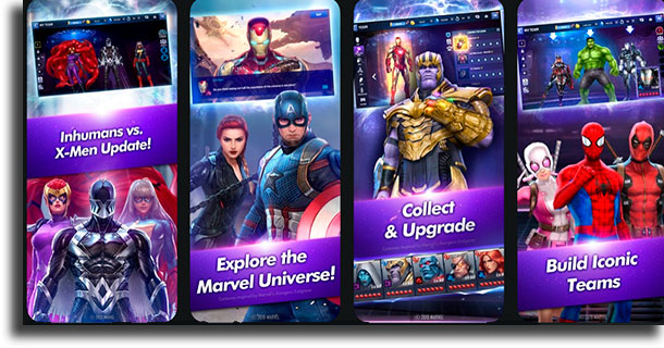Marvel Future Fight best iPhone games