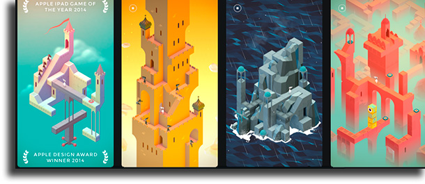Monument Valley best iPhone games