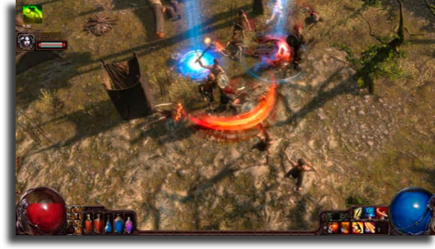 Path of Exile best free games on Steam