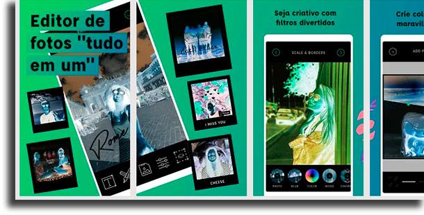 PicLab melhores aplicativos de fotos
