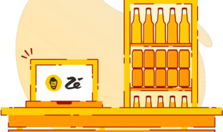 Destaque Zé Delivery