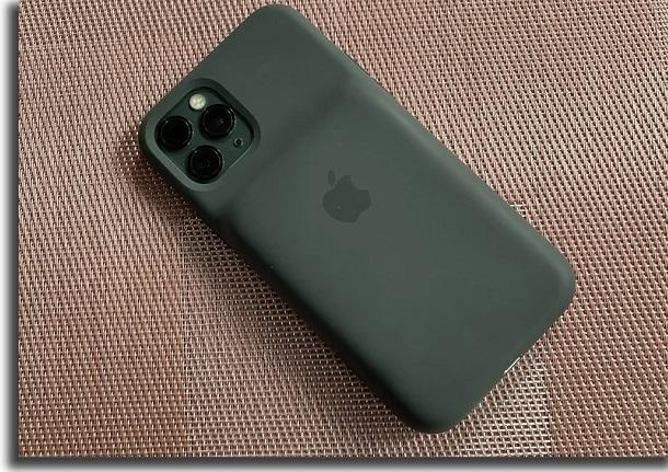 capa de bateria do iphone