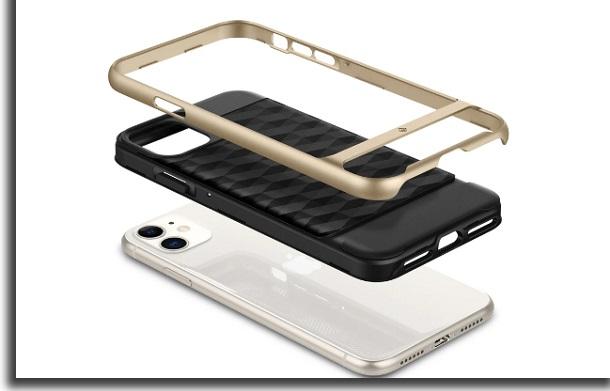 capa parallax iphone 11