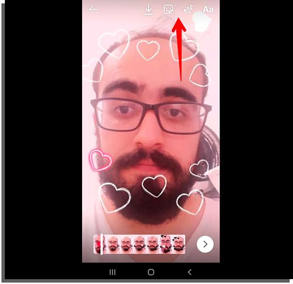 edite o seu instagram reels