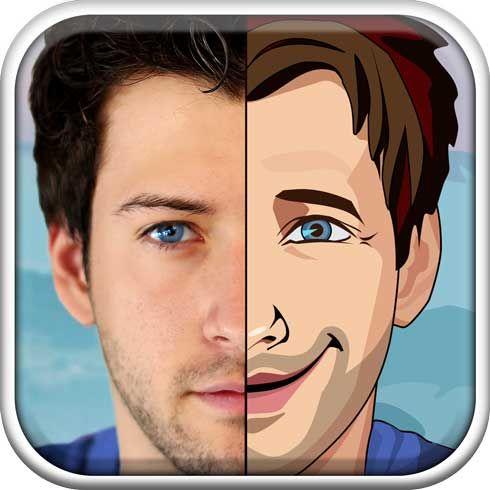 Las 14 mejores apps para convertir fotos en caricaturas