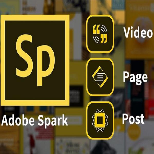criar anúncios com adobe spark capa