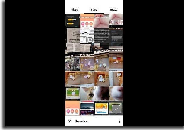 como usar o inshot para editar vídeos