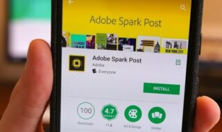 utilidades do adobe spark capa