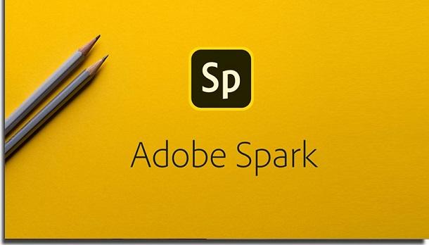 utilidades do adobe spark dicas