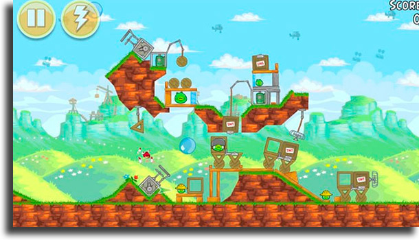 Angry Birds Classic best offline Android games