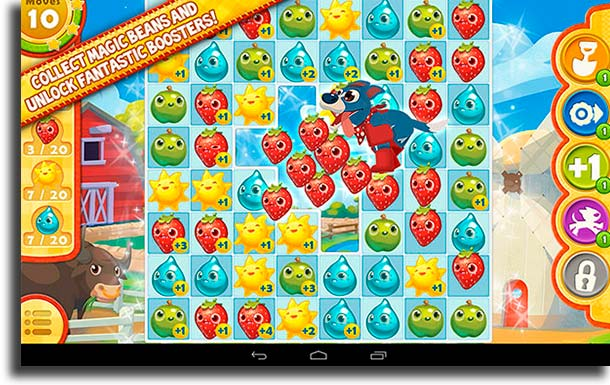 Farm Heroes Saga best offline Android games