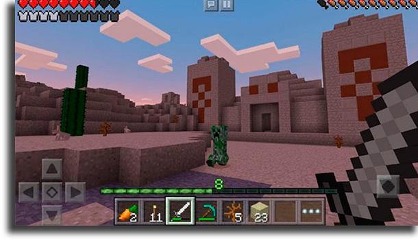 Minecraft best offline Android games