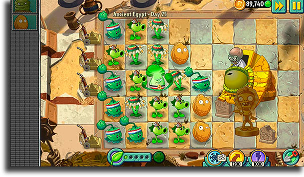 Plants vs. Zombies 2 best offline Android games