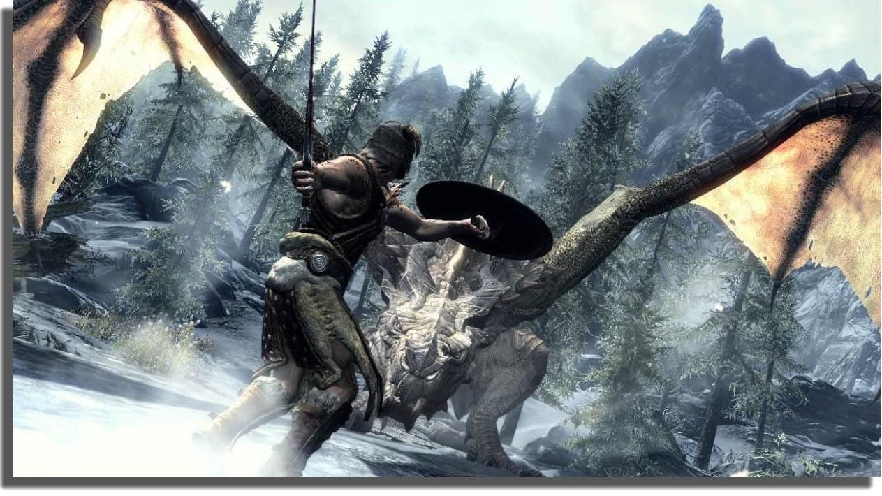 The Elder Scrolls V: Skyrim juegos para PC