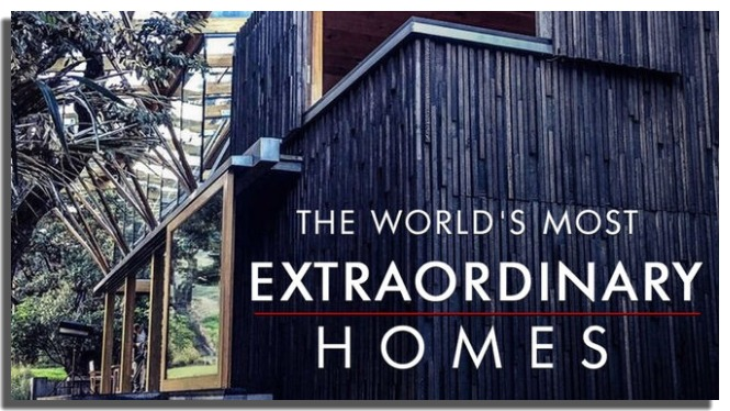 mejores documentales en Netflix The World's Most Extraordinary Homes