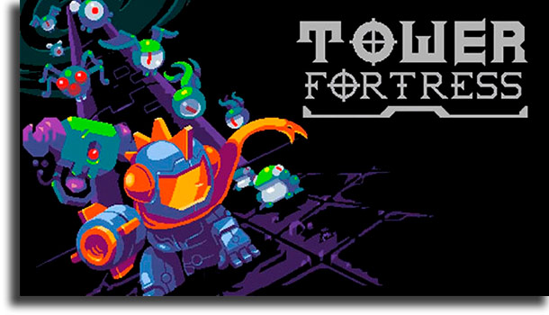 juegos offline para Android Tower Fortress
